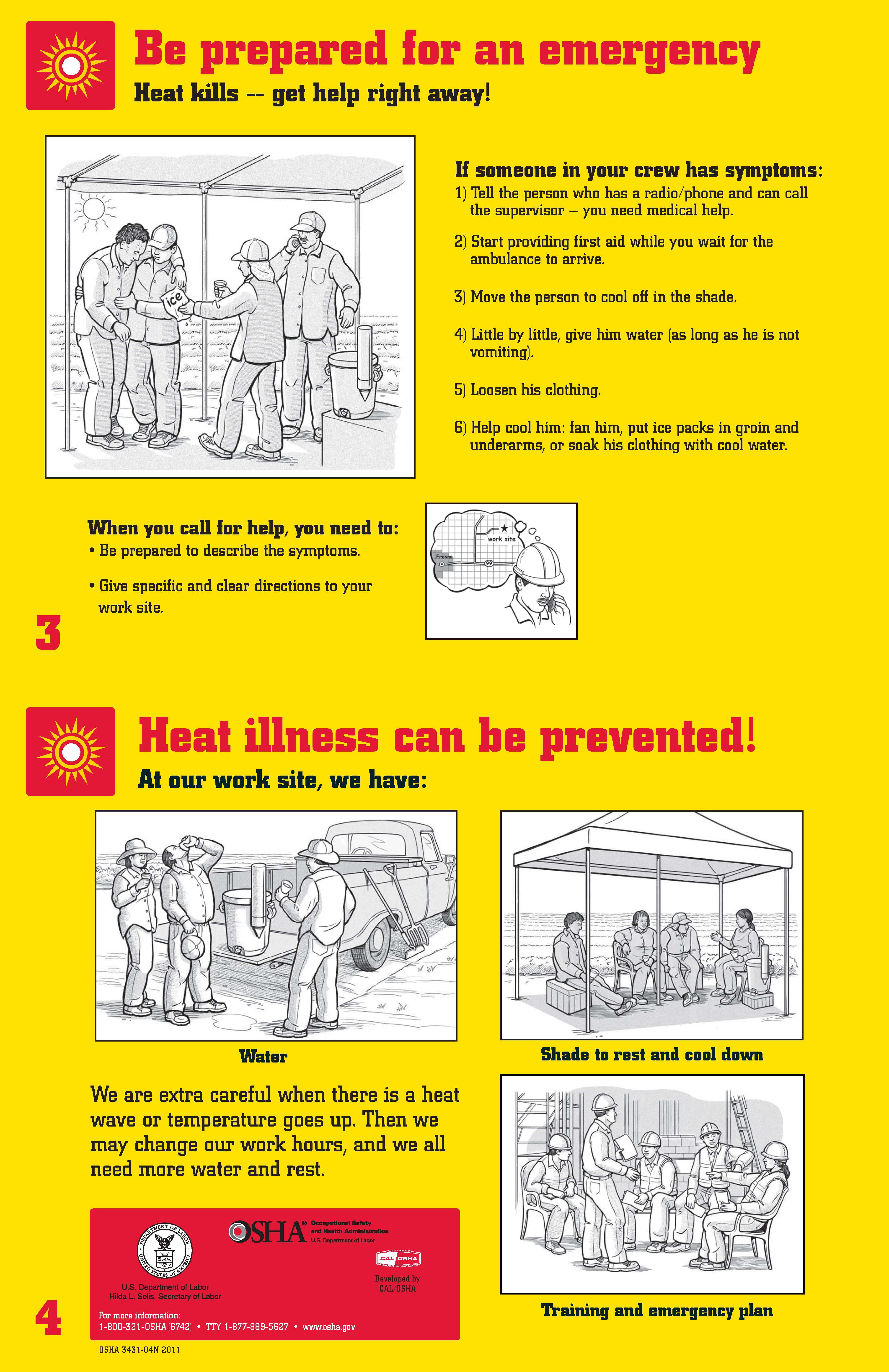 Health effects of heat page 2