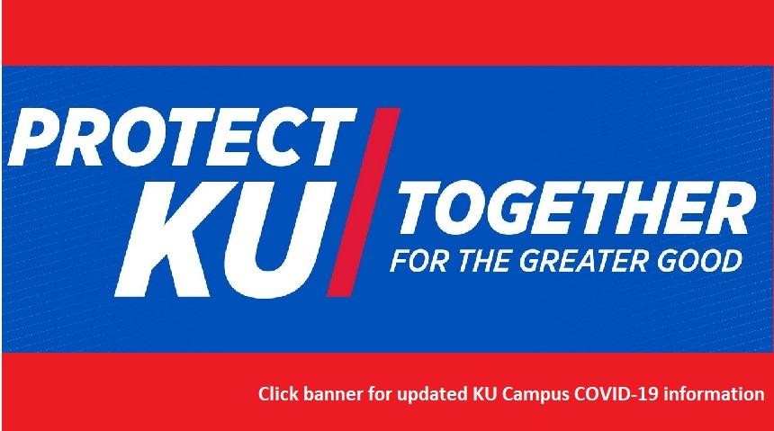 Protect KU-COVID-19 Information Banner. Click for more information.
