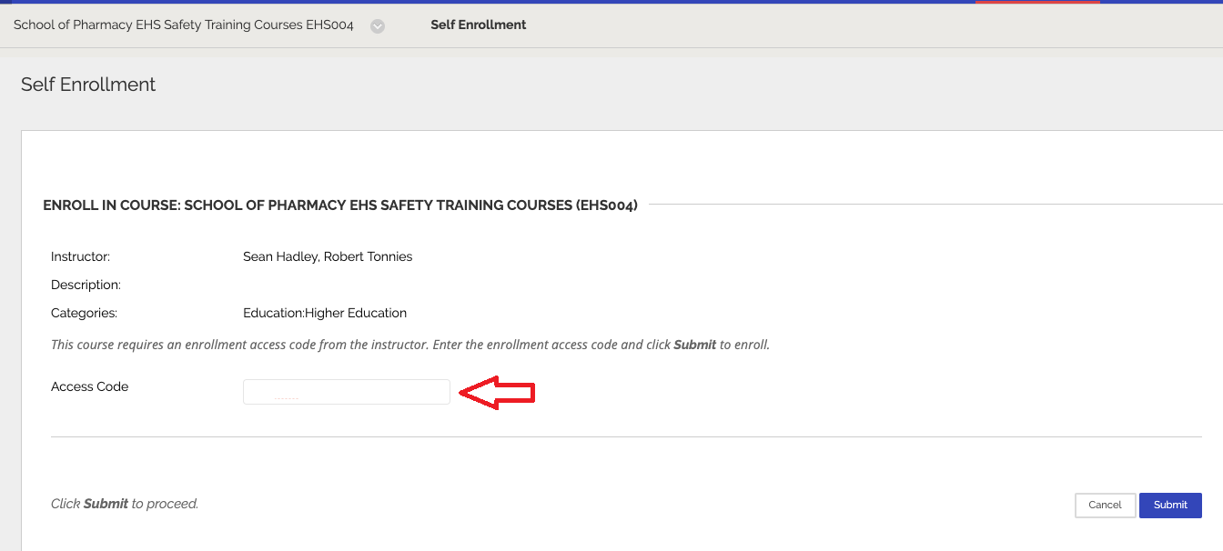 EHS Online Safety Training | Environment, Health and Safety